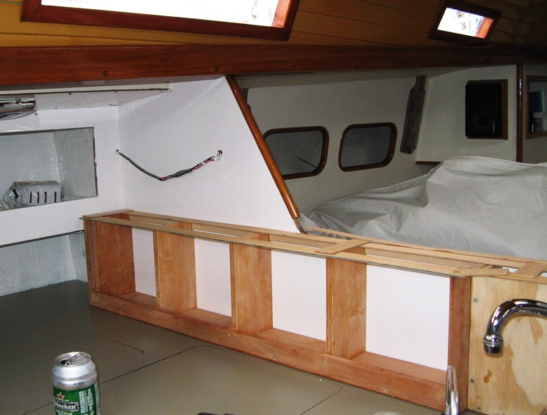 galley cubbies