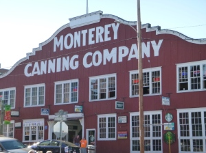 Cannery Row was a highlite of visiting Monterey.