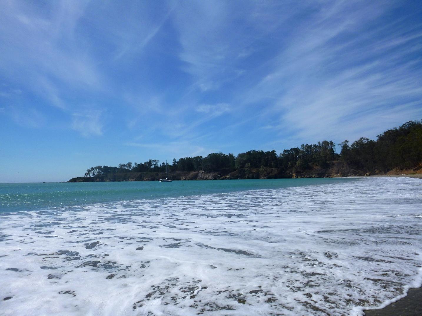Down coast to san simeon carmanah sailing for San simion