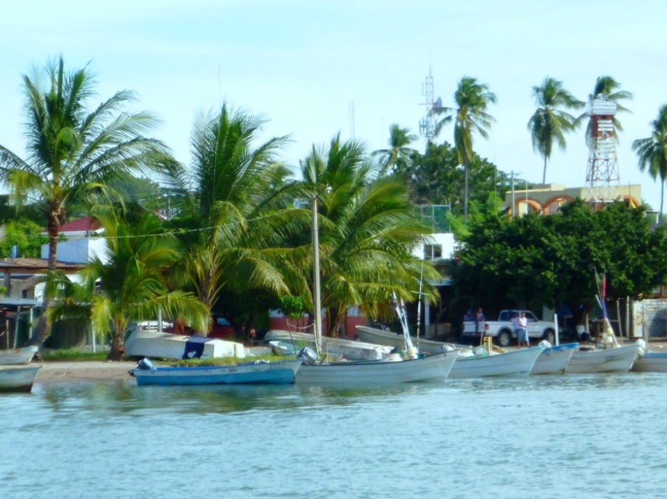 san blas pongas on waterfront