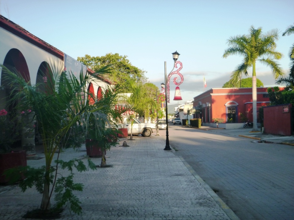 san blas street