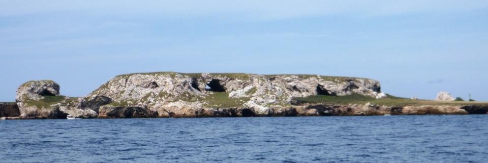 bomb target island