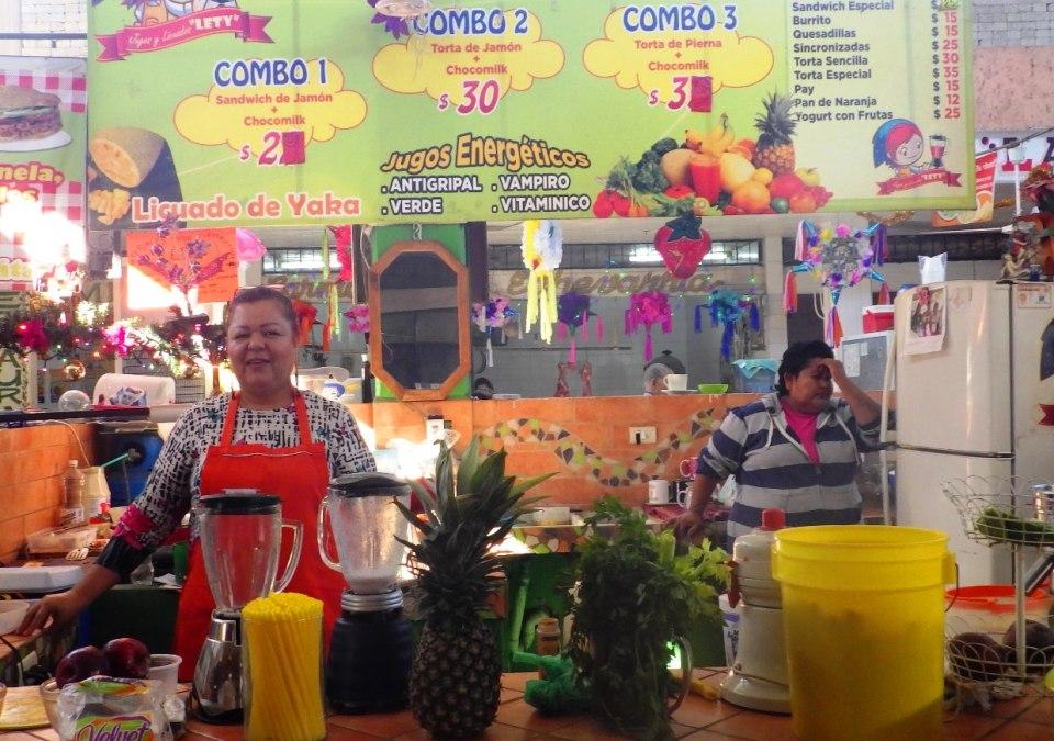 juice-stand