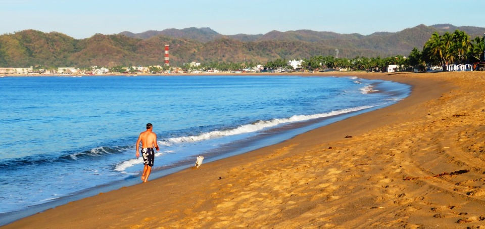 beach-run